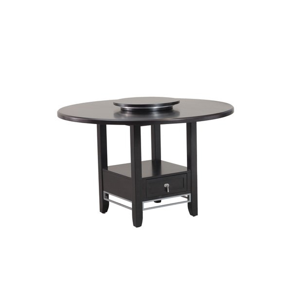 Shop Caden Dining Table – Cappuccino – Free Shipping Today With Regard To Caden 5 Piece Round Dining Sets (Image 22 of 25)