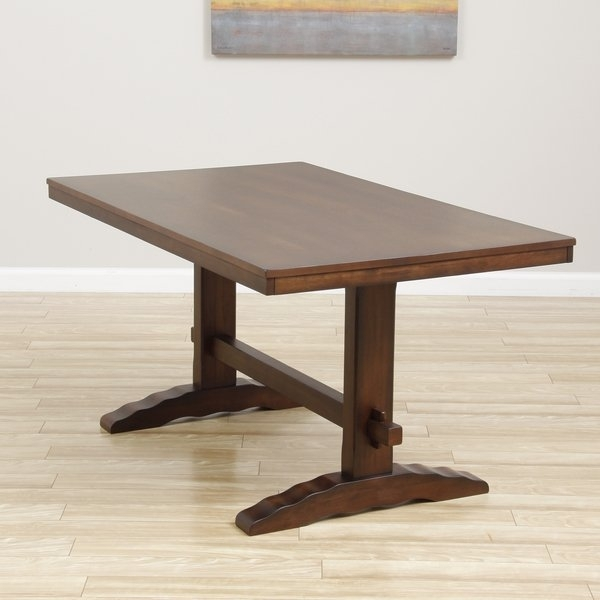 Shop Cooper Dining Table In Deep Chocolate – Free Shipping Today Throughout Cooper Dining Tables (Image 21 of 25)