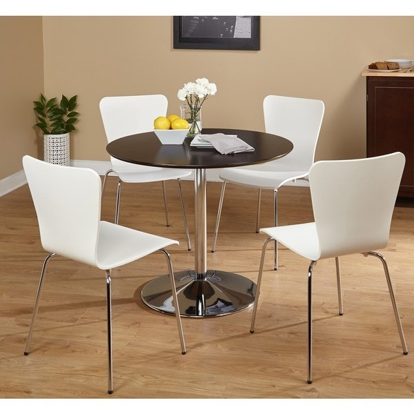 Shop Five Piece Pisa Dining Set – Free Shipping Today – Overstock Pertaining To Pisa Dining Tables (Image 22 of 25)