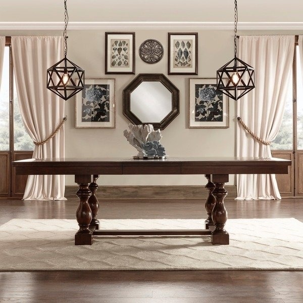 Shop Flatiron Baluster Extending Dining Tableinspire Q Classic With Cheap Extendable Dining Tables (Image 22 of 25)