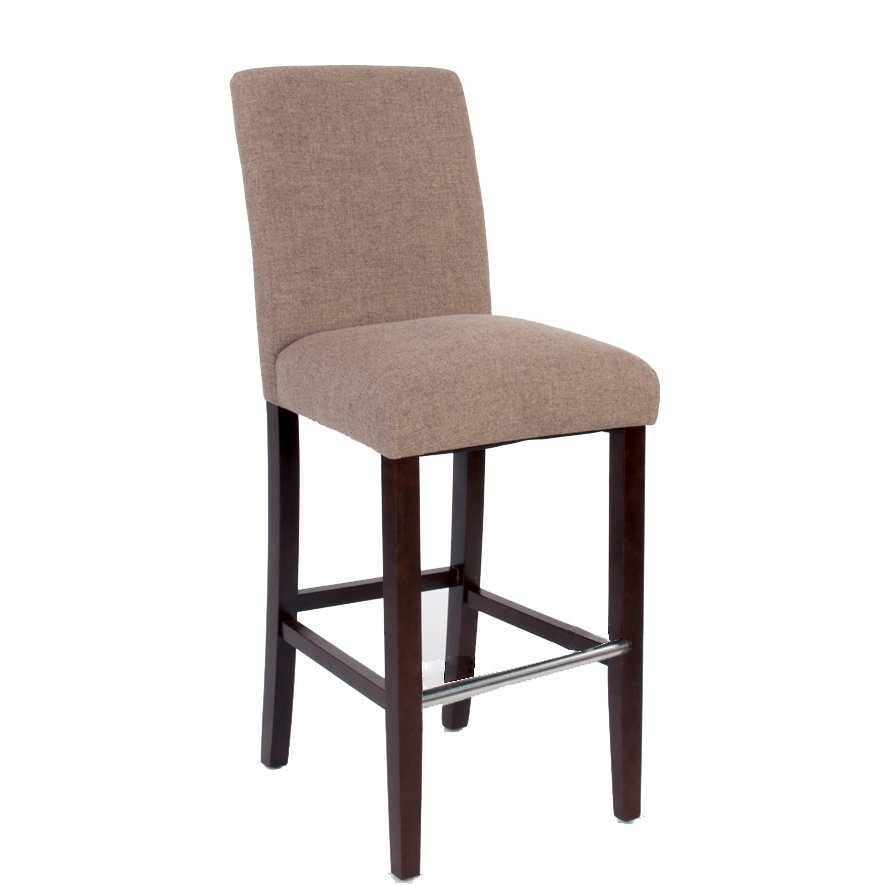 Shop Harper Collection Beige Counter Stool (Set Of 2) – Free For Harper 5 Piece Counter Sets (Image 22 of 25)