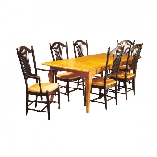 Shop Our Dining Room Tables (Image 21 of 25)