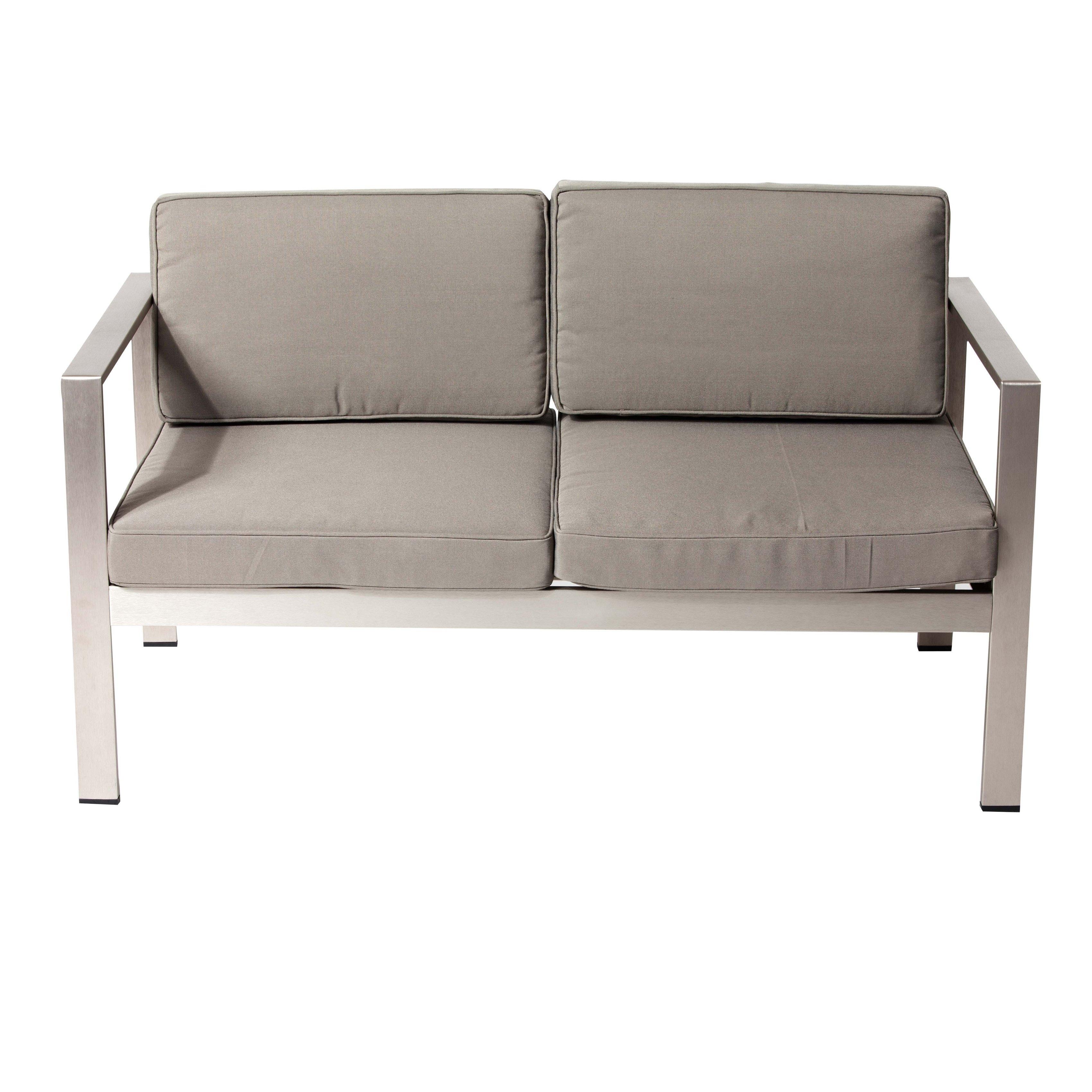 Shop Pangea Home Karen Sofa – On Sale – Free Shipping Today Regarding Karen 3 Piece Sectionals (Image 20 of 25)