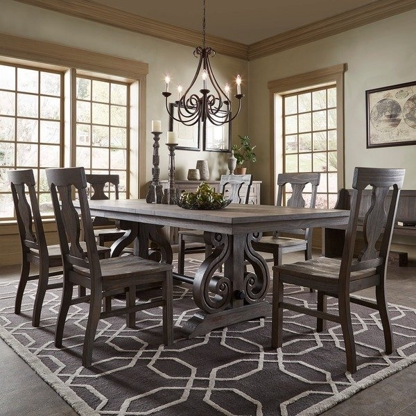 Shop Rowyn Wood Extendable Dining Table Setinspire Q Artisan With Extendable Dining Tables Sets (View 22 of 25)