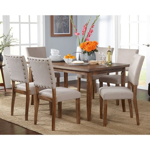 Shop Simple Living Provence Dining Set – Free Shipping Today Pertaining To Provence Dining Tables (View 15 of 25)