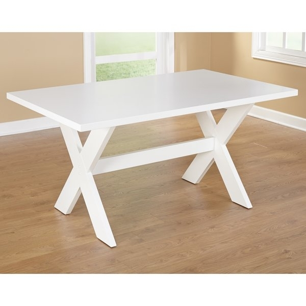 "Shop Simple Living Sumner Dining Table – 29.75""h X 35.5""w X (View 23 of 25)"