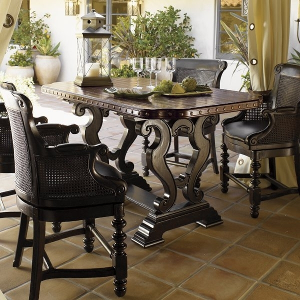 Sienna Dining Table | Wayfair In Outdoor Sienna Dining Tables (View 13 of 25)