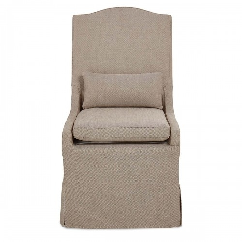Sierra Dining Chair With Hamlet Pebble Fabric For Fabric Covered Dining Chairs (View 14 of 25)