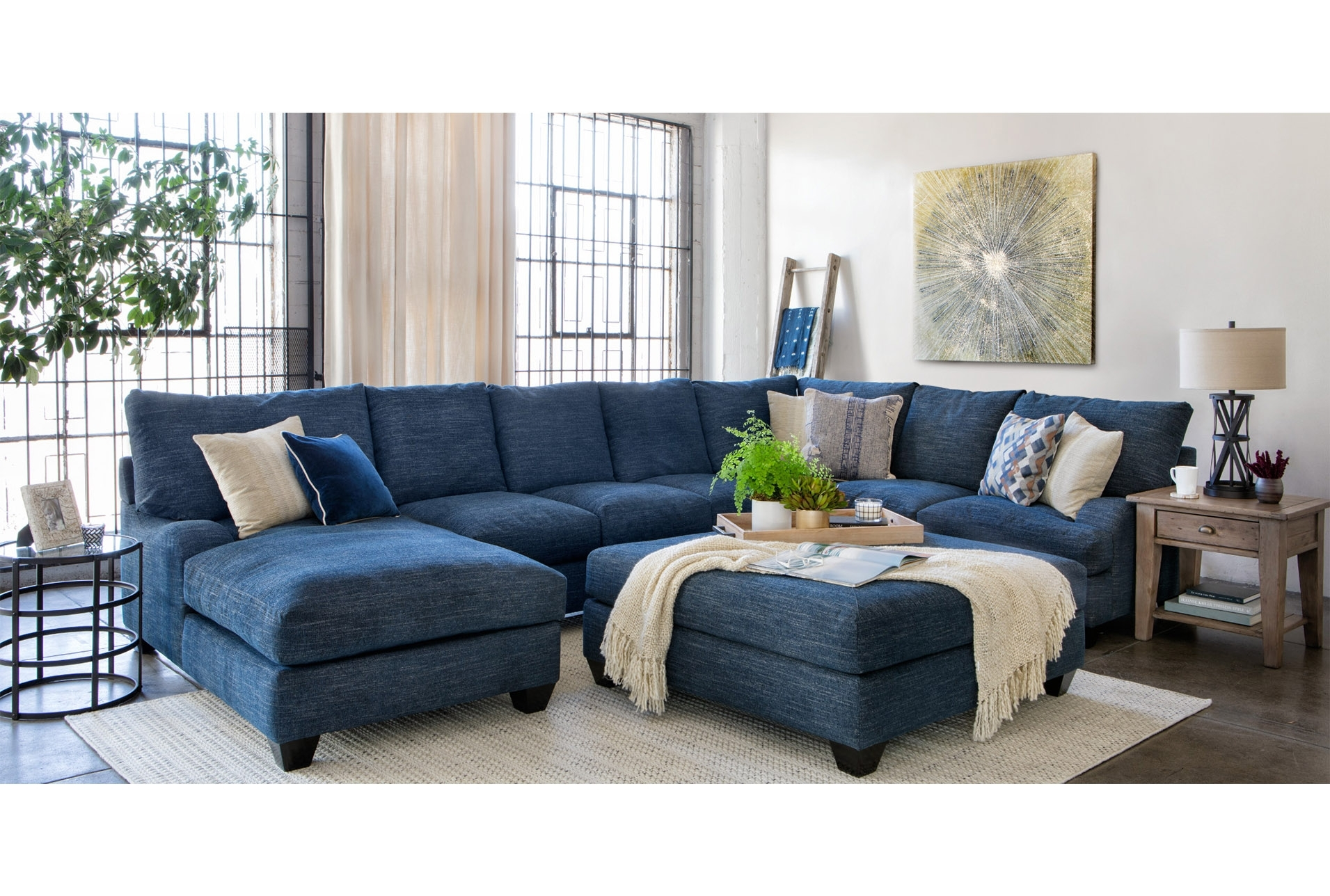 Sierra Down 3 Piece Sectional W/laf Chaise | Products | Pinterest With Regard To Sierra Down 3 Piece Sectionals With Laf Chaise (Image 23 of 25)