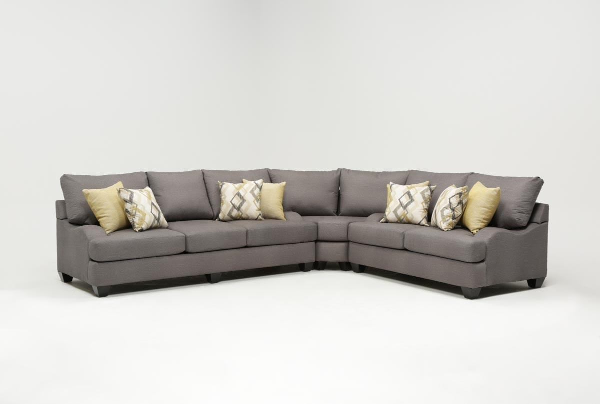 Featured Image of Sierra Foam Ii 3 Piece Sectionals