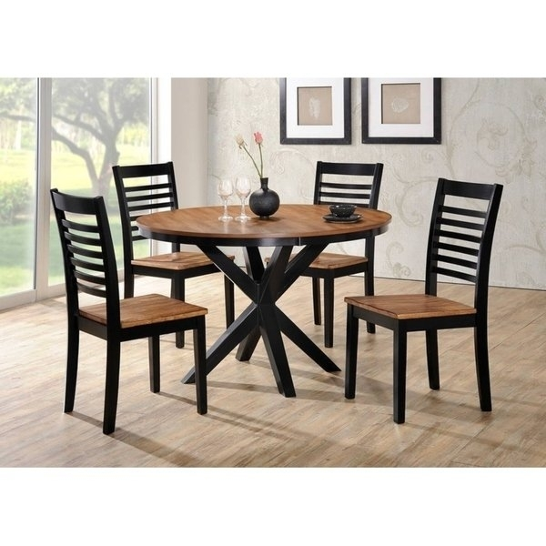 Simmons Casegoods Phoenix 48 Inch Dining Table – Free Shipping Today Regarding Phoenix Dining Tables (Image 24 of 25)