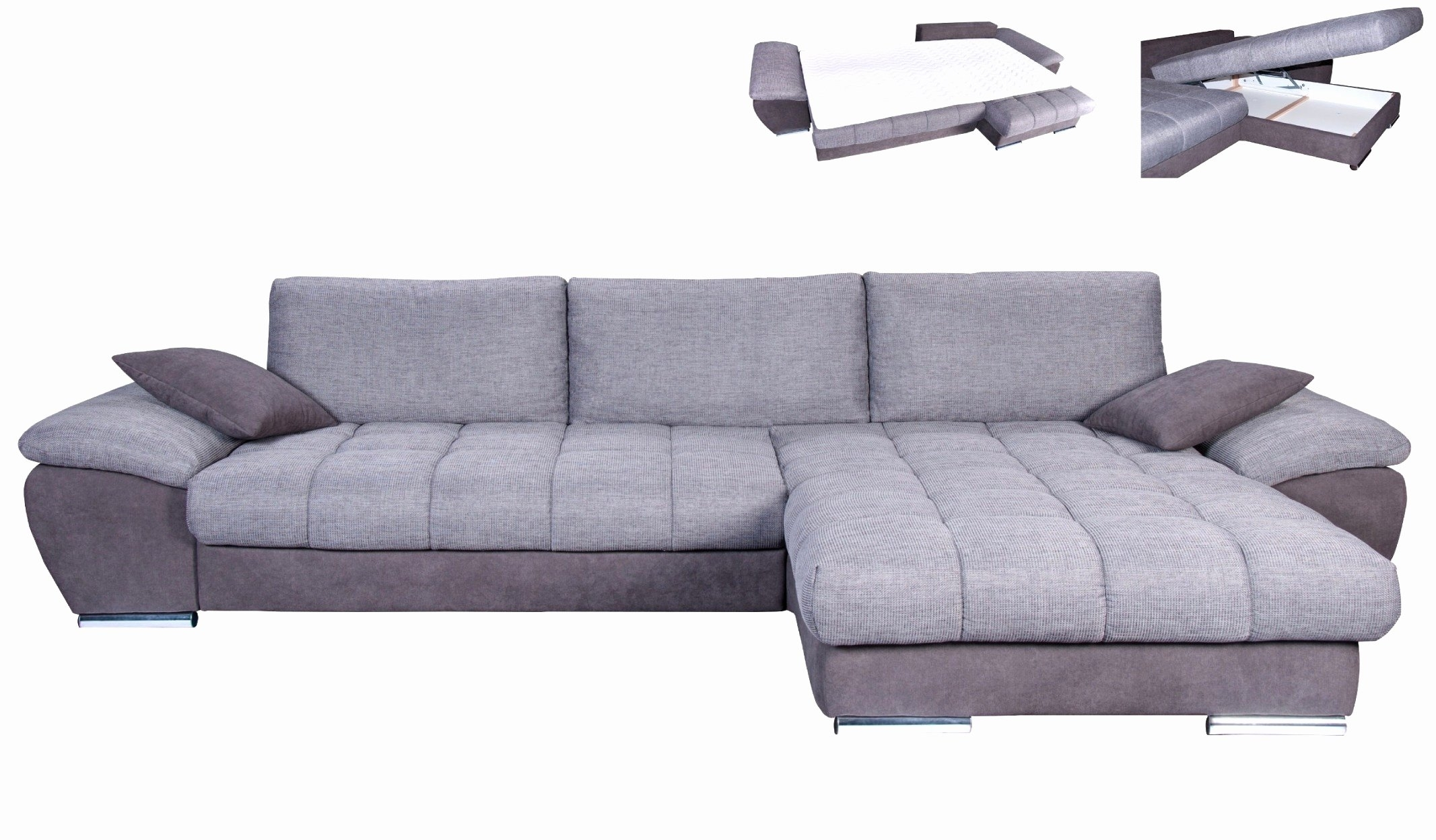 Simple 25 2 Piece Sectionals With Chaise Awesome | Russiandesignshow With Aquarius Light Grey 2 Piece Sectionals With Laf Chaise (View 24 of 25)
