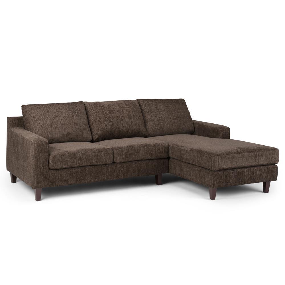 Simpli Home Marisa Deep Umber Brown Sectional Axcmrs 04 Dub – The Inside Marissa Ii 3 Piece Sectionals (Image 17 of 25)