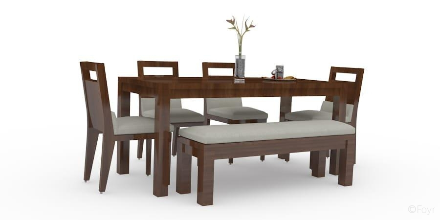 Six Seater Dining Table And Chairs Photos | Oldyalta | Interior Throughout Six Seater Dining Tables (Image 19 of 25)