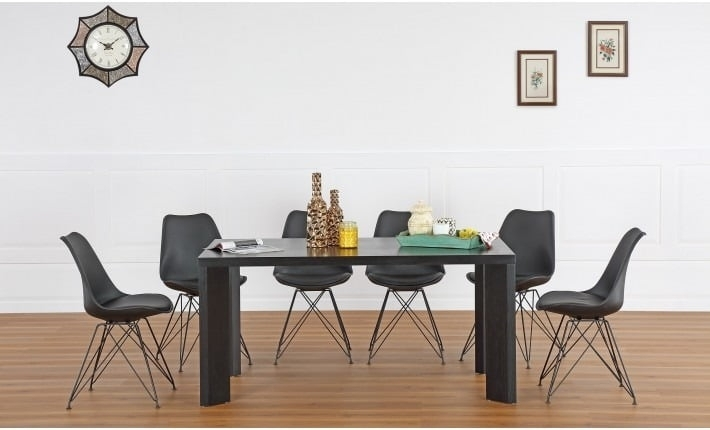 Six Seater Dining Table Set Online | 6 Seater Dining Table & Chairs Regarding Cheap 6 Seater Dining Tables And Chairs (View 21 of 25)