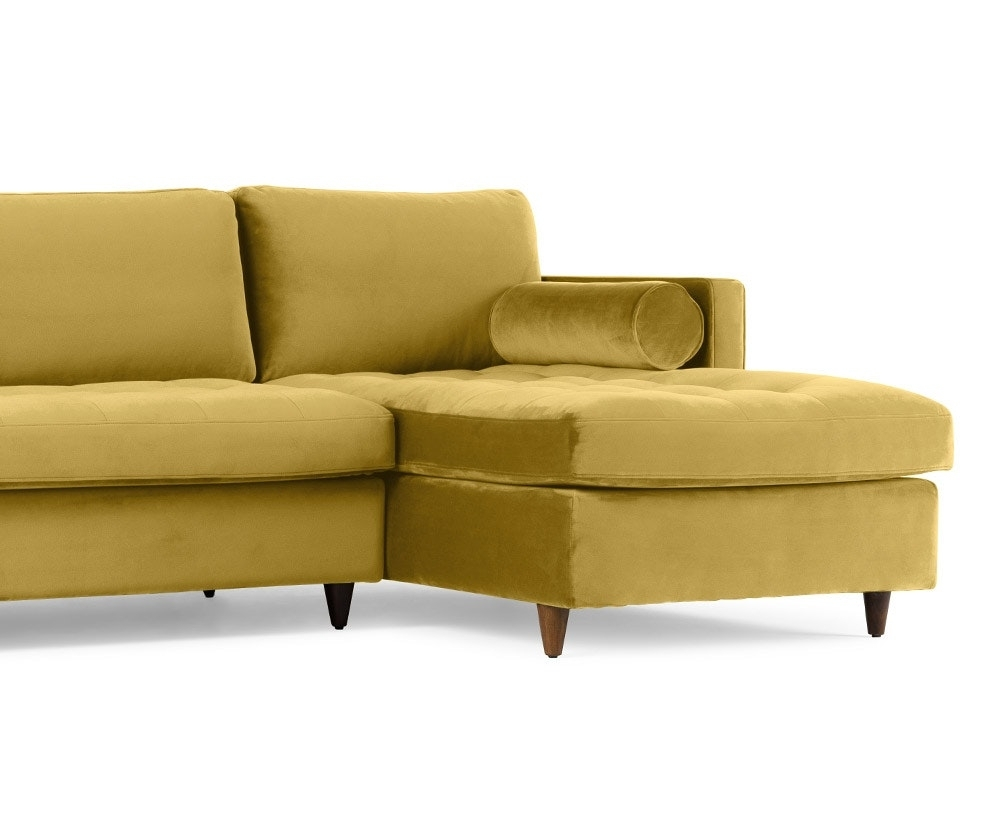 Sleeper Sofa Sectional Display Product For Kit Arrowmask 2 Piece W For Arrowmask 2 Piece Sectionals With Sleeper & Left Facing Chaise (Image 21 of 25)