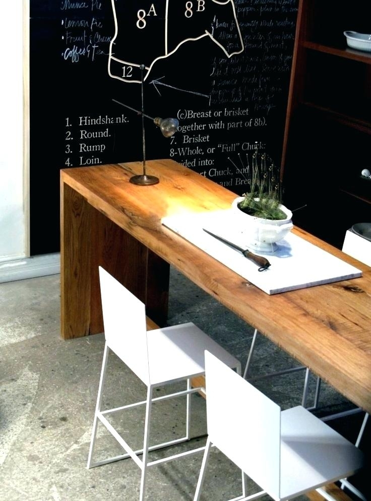 Slim Dining Table Skinny Dining Tables Slim Table Amusing Long Thin Intended For Thin Long Dining Tables (Image 24 of 25)