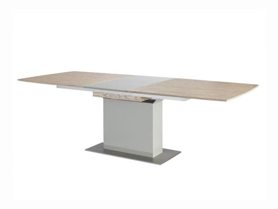 Sloane Extending Dining Table | Indigo Living Hk In Small Extending Dining Tables (Image 18 of 25)
