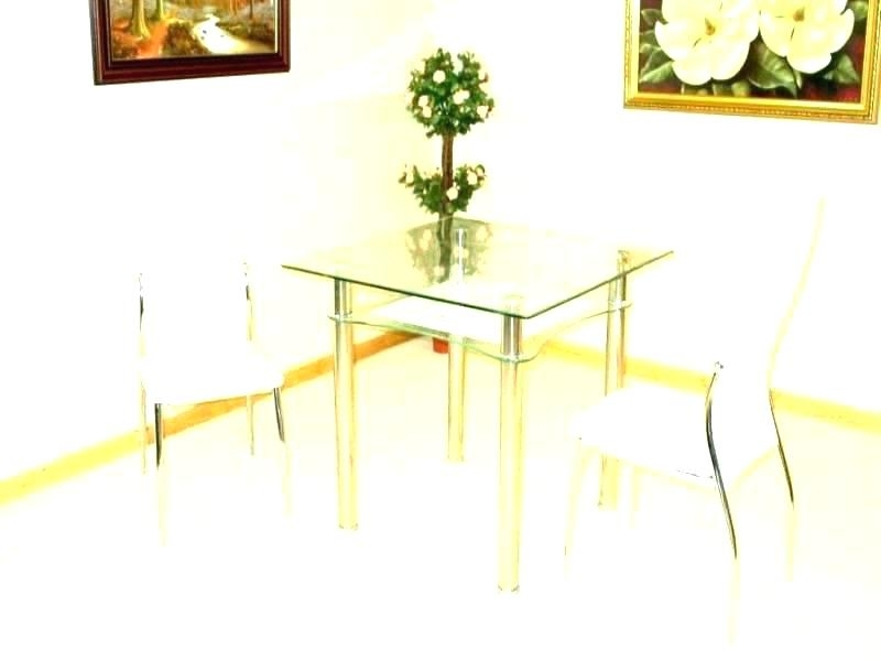 Small 2 Person Kitchen Table 2 Person Dining Set 2 Person Dining For Small Two Person Dining Tables (Image 12 of 25)