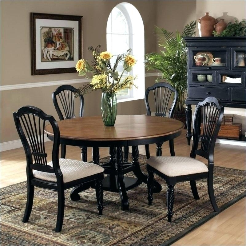 Small Circle Dining Table – Ecolife With Circular Dining Tables For  (Image 20 of 25)