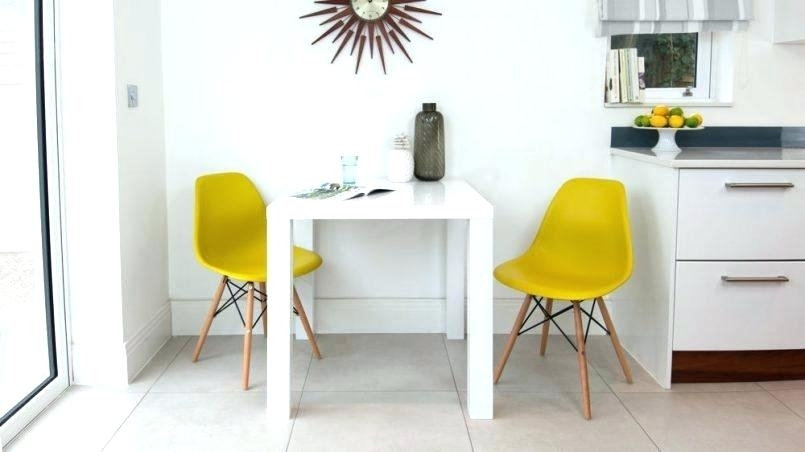 Small Dining Sets For 2 Small Dining Tables For 2 Small Kitchen Within Dining Tables With 2 Seater (View 16 of 25)