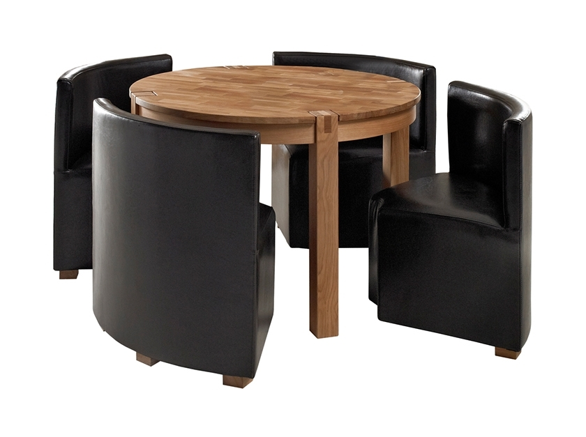 Small Dining Table And Chairs Ikea | Dining Chairs Design Ideas Pertaining To Compact Dining Tables And Chairs (View 20 of 25)