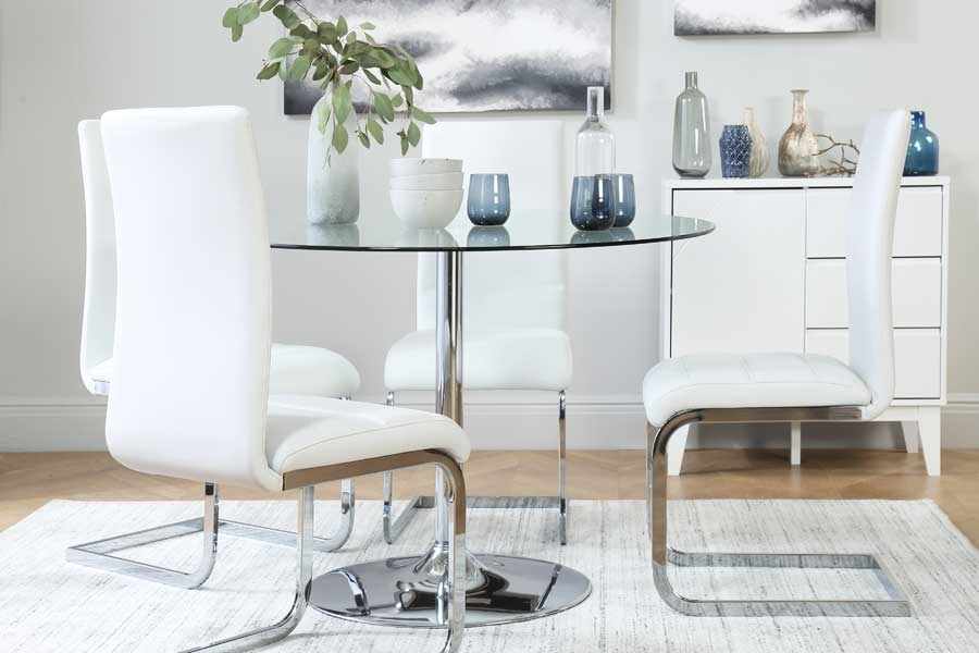 Small Dining Table & Chairs – Small Dining Sets | Furniture Choice Throughout Small Dining Tables (Image 13 of 25)