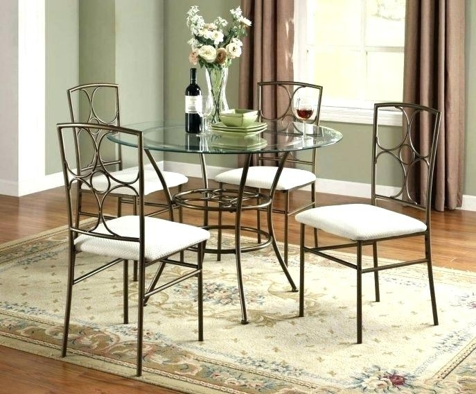 Small Dining Table For 2 Compact Dining Table And Chairs Best Small Within Small Dining Tables For  (Image 18 of 25)