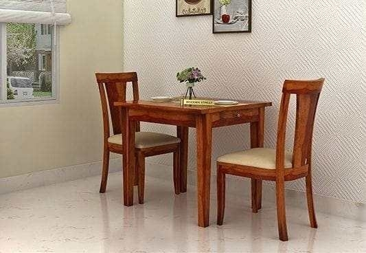Small Dining Table Set For 2 Small Kitchen Table With 2 Chairs 2 Within Dining Table Sets For  (Image 21 of 25)