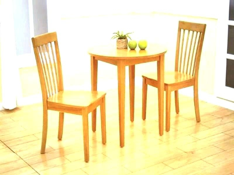 Small Dining Tables And Chairs – Kuchniauani Intended For Small Dining Tables For  (Image 21 of 25)