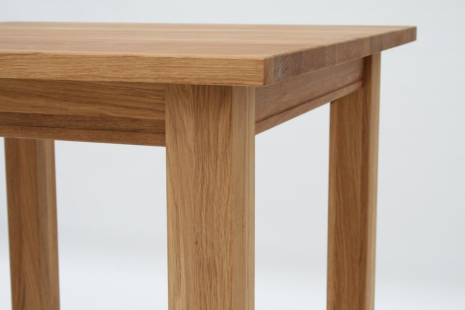 Small Dining Tables | Compact Dining Tables | Small Oak Tables Intended For Cheap Oak Dining Tables (Image 21 of 25)