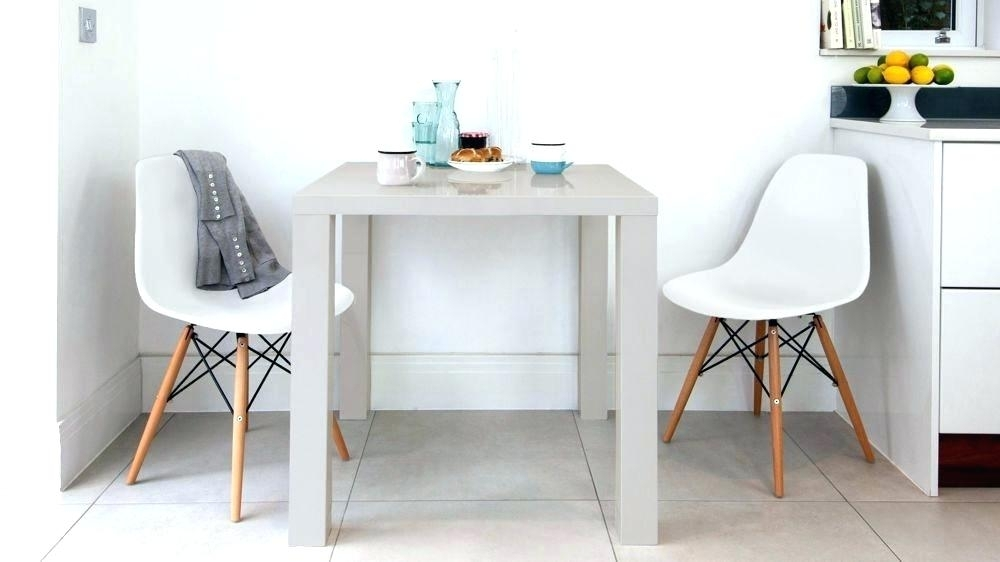 Small Dining Tables For Two – Modern Computer Desk Cosmeticdentist In Small Two Person Dining Tables (Photo 2 of 25)