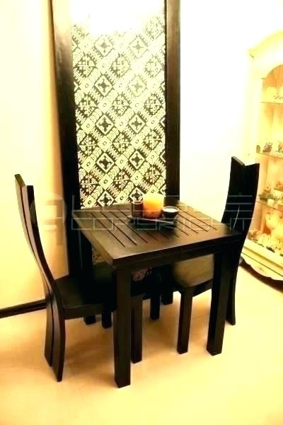 Small Dining Tables For Two – Modern Computer Desk Cosmeticdentist With Regard To Two Chair Dining Tables (View 5 of 25)