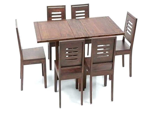Small Folding Dining Table Compact And Chairs Set S – Meltthepounds In Compact Folding Dining Tables And Chairs (Image 21 of 25)