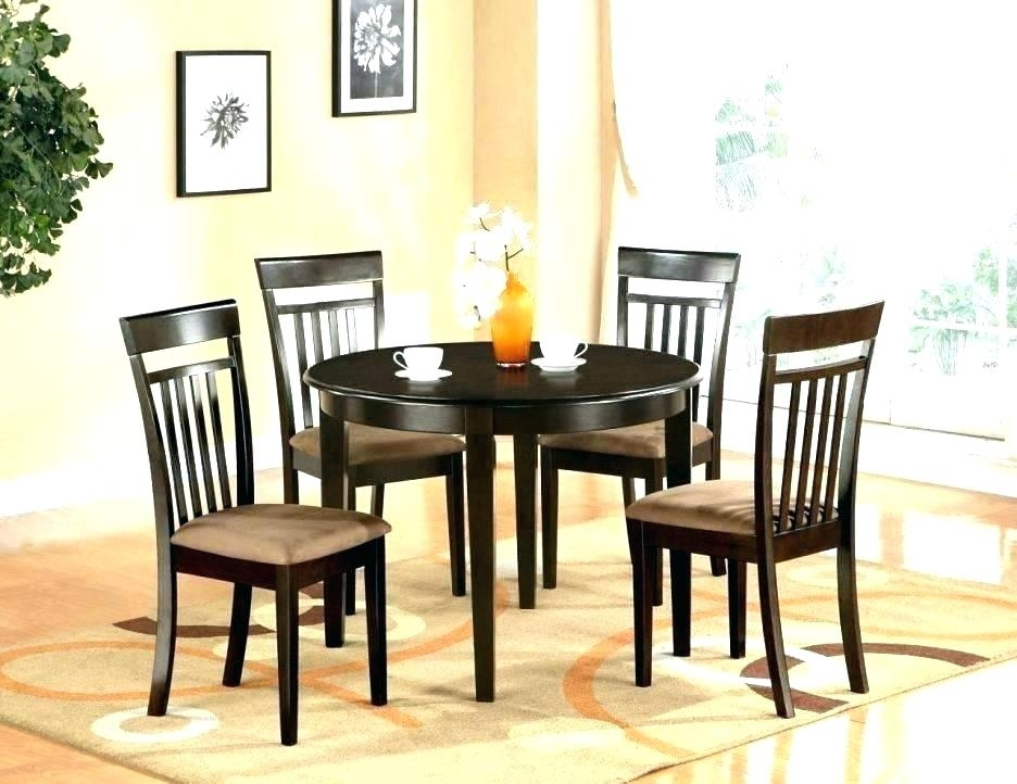 Small High Top Kitchen Table Island Dining Tables Room Suites Modern For Modern Dining Suites (View 18 of 25)