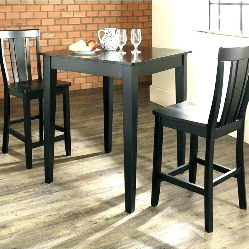 Small Kitchen Table With 2 Chairs Dining Tables For Two – Salthub (Image 15 of 25)