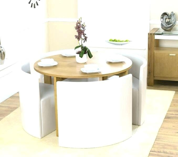 Small Modern Dining Tables – Kuchniauani For Small Dining Sets (View 20 of 25)