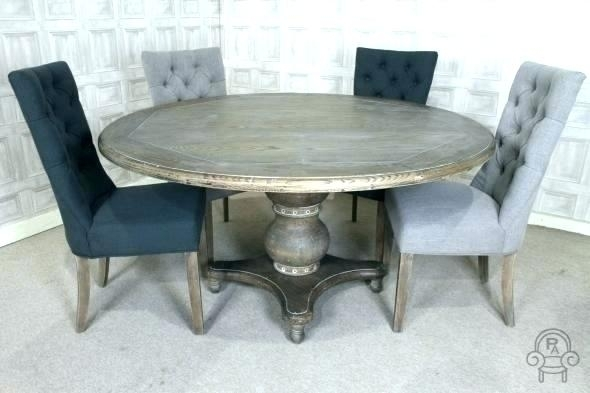 Small Oak Dining Table And 2 Chairs 4 Round Oval White Solid Veneer Regarding Oval Folding Dining Tables (View 12 of 25)