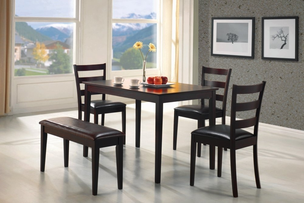 Small Room Design: Best Small Dining Room Table And Chairs Dining In Small Dining Tables And Chairs (Image 24 of 25)
