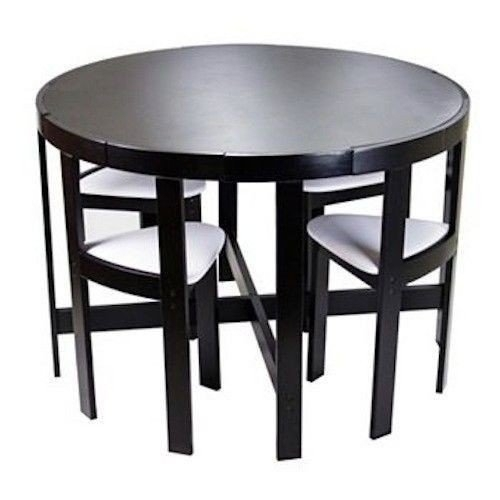 Small Round Dinette Sets – Foter In Macie 5 Piece Round Dining Sets (View 14 of 25)