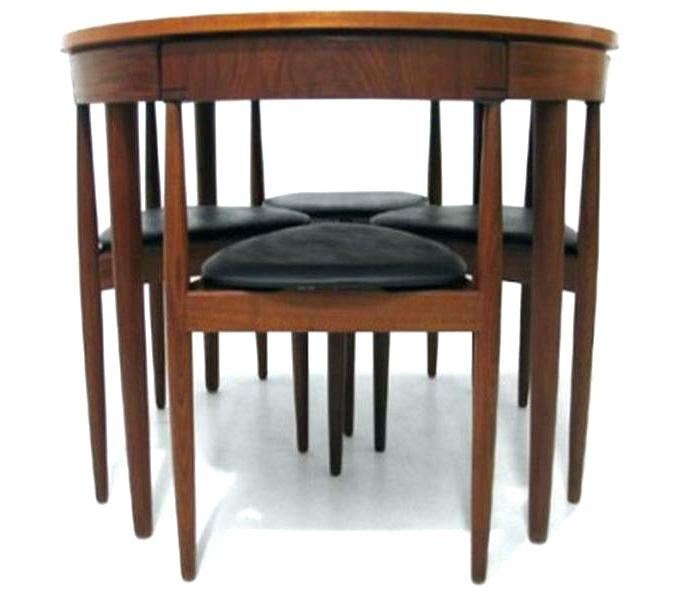 Small Round Dining Table Set – Bienmaigrir For Small Dining Sets (Image 22 of 25)