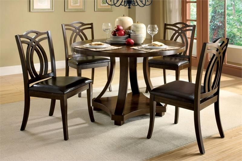 Small Round Dining Table Set Pictures | Best Table Ideas | Pinterest Regarding Small Round Dining Table With 4 Chairs (Image 21 of 25)