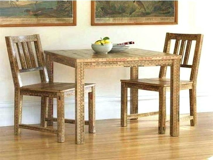 Small Round Kitchen Table Set Dining Tables Small Round Dining Table Intended For Small Dining Tables And Chairs (Image 25 of 25)