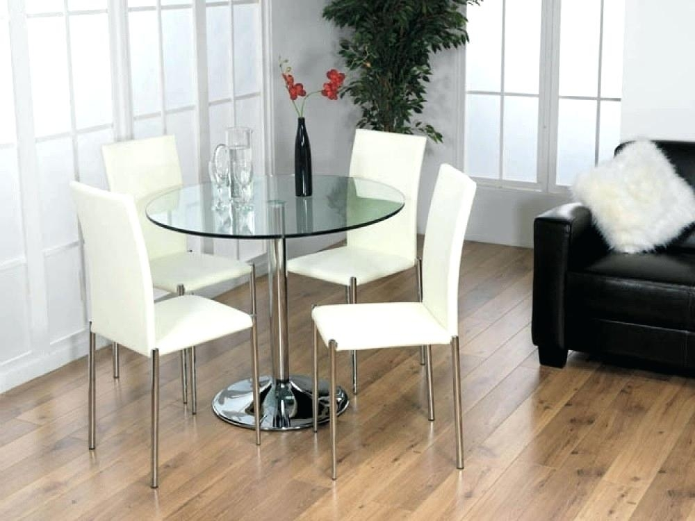 Small Round Kitchen Table Set Dining Tables Small Round Dining Table With Small Dining Tables (Image 20 of 25)