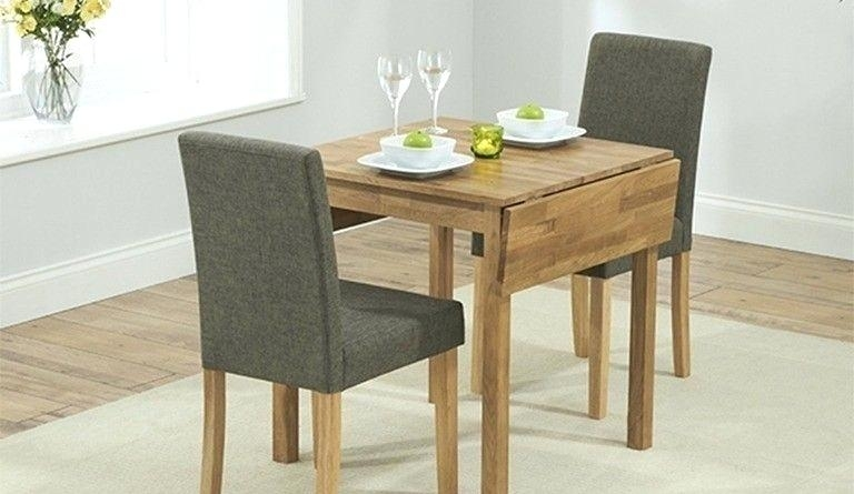 Small Two Person Dining Table Exciting Small 2 Dining Sets Small 6 For Small Two Person Dining Tables (View 12 of 25)