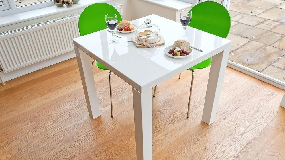 Small White Extending Dining Table – Modern Computer Desk In Small White Extending Dining Tables (Image 20 of 25)