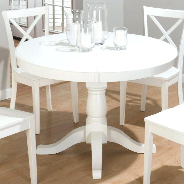 Small White Round Dining Table – Crit With Small White Dining Tables (View 24 of 25)