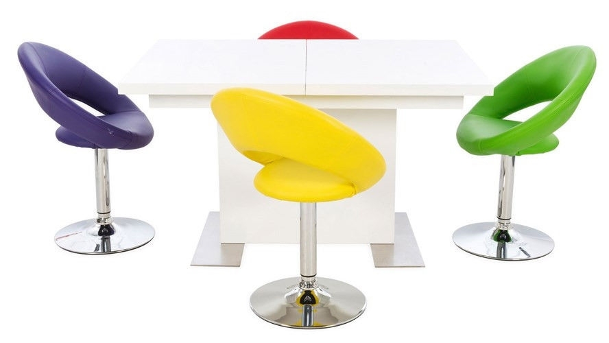 Smartie Dining Table | In Corstorphine, Edinburgh | Gumtree Inside Smartie Dining Tables And Chairs (View 12 of 25)