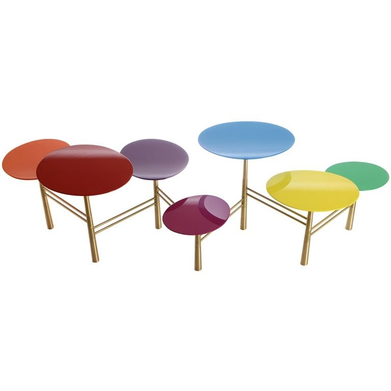 Smarties' Pebble Tablenada Debs At 1Stdibs Regarding Smartie Dining Tables And Chairs (View 21 of 25)