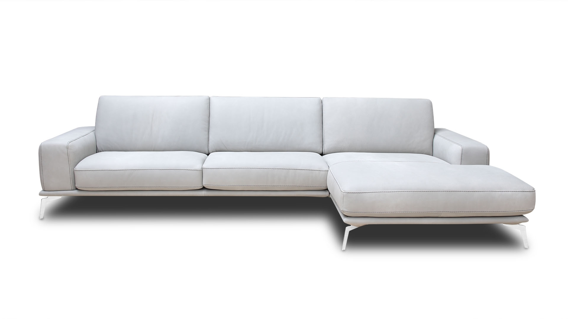 Sofas & Sectionals – Braccisofas With Glamour Ii 3 Piece Sectionals (Image 25 of 25)